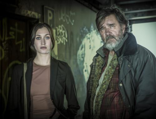 Se trailern för dramathrillern SPRINGFLODEN – i SVT 6 mars