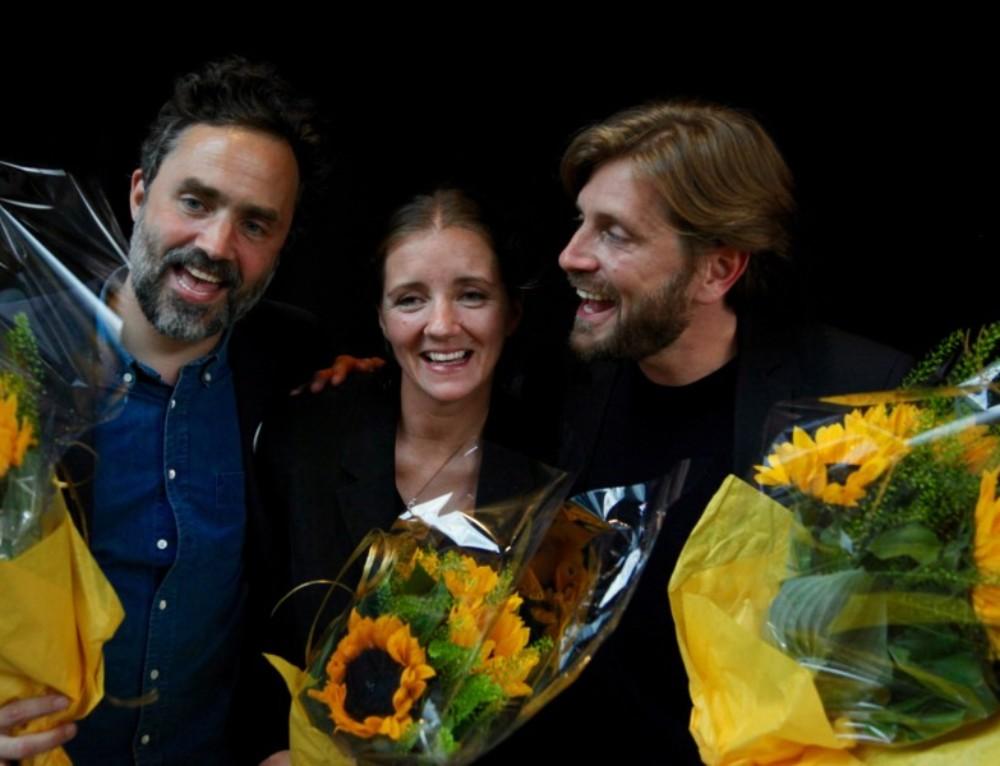 Grattis Josefin Åsberg, Katarzyna Lewińska och Leendert van Nimwegen till European Film Awards