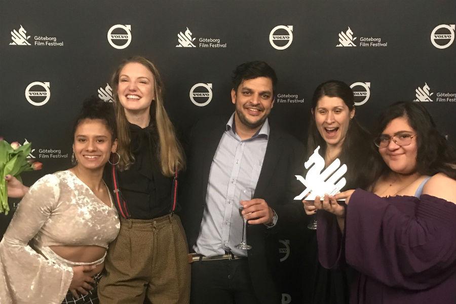 Amatörer vinner Dragon Award Best Nordic Film
