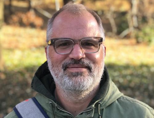 Film i Väst stärker organisationen internationellt: välkommen Fredrik Zander