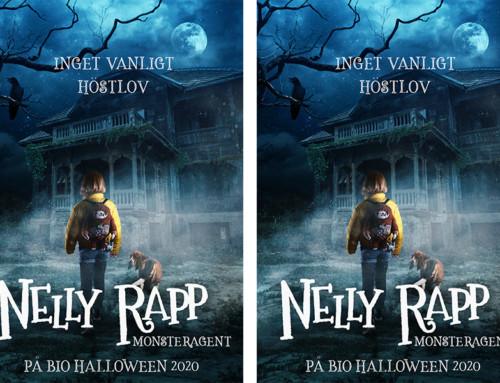 Monsteragenten Nelly Rapp spelas in i Västra Götaland