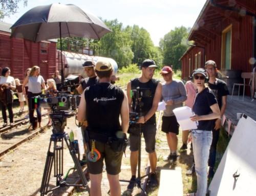 Två film- och tv-dramaprojekt får stöd av Västra Götalandsregionens produktionsrabatt