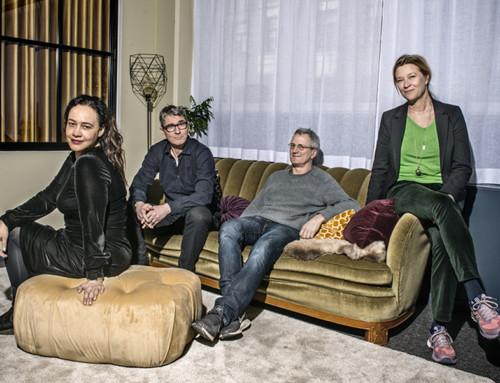 Nya Eva och Adam-filmen spelas in i Göteborg