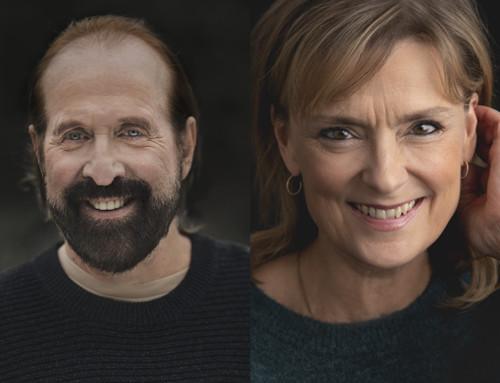 Inspelningsstart för Tisdagsklubben med Marie Richardson och Peter Stormare i rollerna