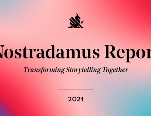 2021 års Nostradamus-rapport presenterad på Göteborg Film Festival