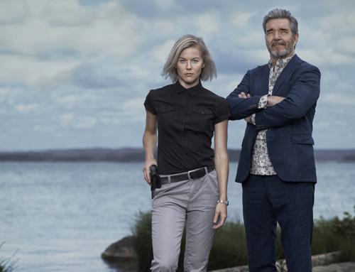 Nu börjar inspelningarna av Bäckström säsong 2 i Göteborg