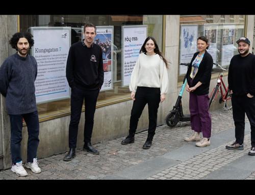 Fem regissörer siktar mot långfilm i Västra Götalandsregionens nya utvecklingsprogram