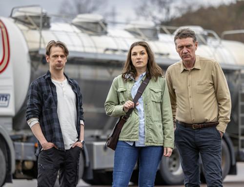 Inspelningsstart för SVT:s spänningsserie Försvunna människor i Västra Götaland