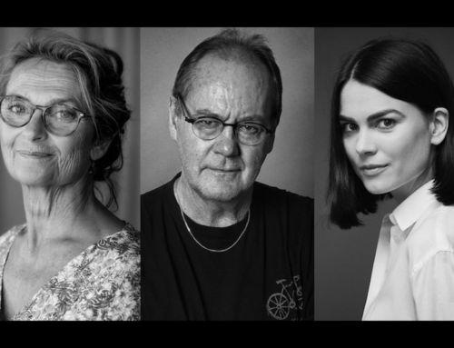 Karin Franz Körlof, Peter Haber och Suzanne Reuter i Andreas Öhmans nya film